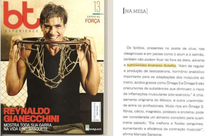 Revista Body Tech