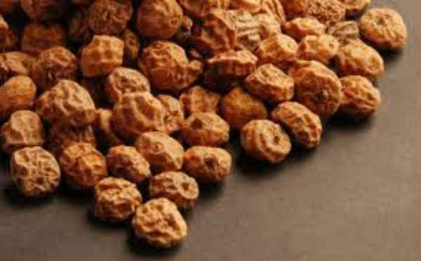 Tiger nuts e seus beneficios