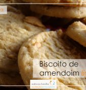Biscoito de amendoim light