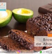 Brownie de Abacate